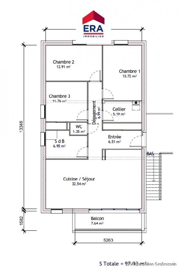 wohnung kaufen 5 zimmer 105 m² saarbrücken foto 7