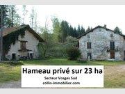 Terrain constructible à vendre à Vittel - Réf. 6658045