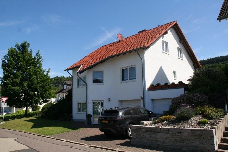 einfamilienhaus kaufen 9 zimmer 160 m² nittel foto 1