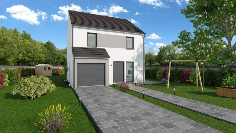 acheter maison 5 pièces 102 m² herbignac photo 1