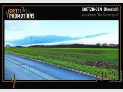 Bauland zum Kauf in Goetzingen - Ref. 6674941
