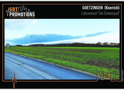 Building land for sale in Goetzingen (LU) - Ref. 6674941