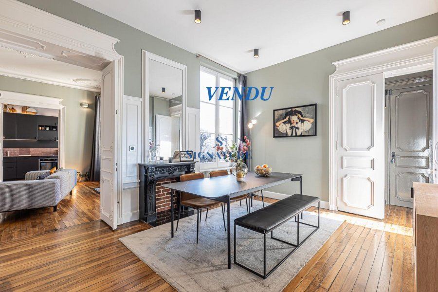 acheter appartement 5 pièces 103 m² metz photo 2