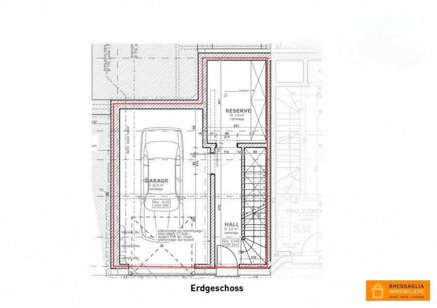 einfamilienhaus kaufen 3 schlafzimmer 170 m² dondelange foto 2
