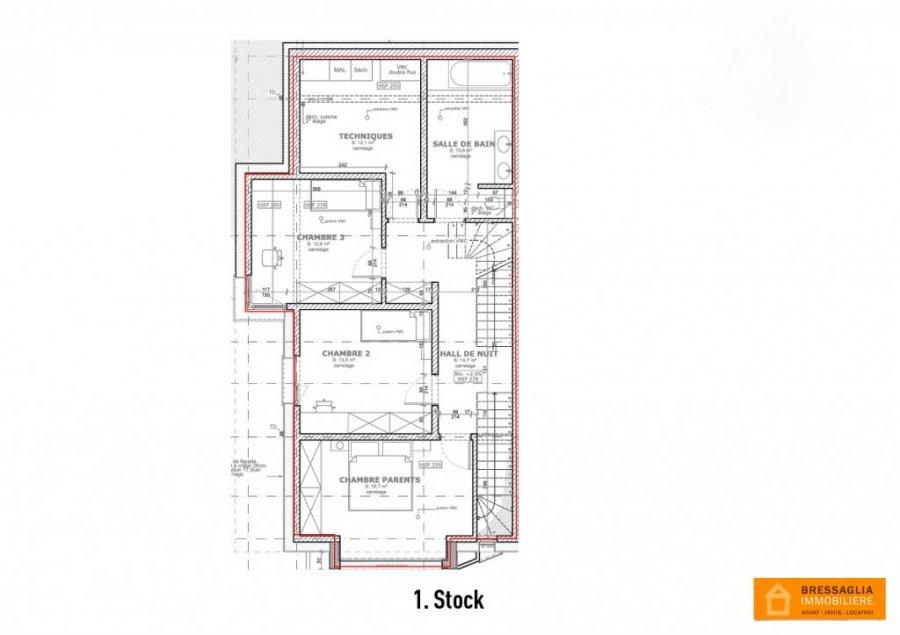 einfamilienhaus kaufen 3 schlafzimmer 170 m² dondelange foto 3