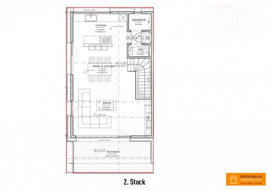 einfamilienhaus kaufen 3 schlafzimmer 170 m² dondelange foto 4