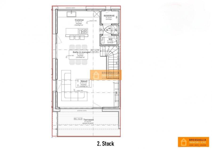 haus kaufen 3 schlafzimmer 170 m² dondelange foto 5
