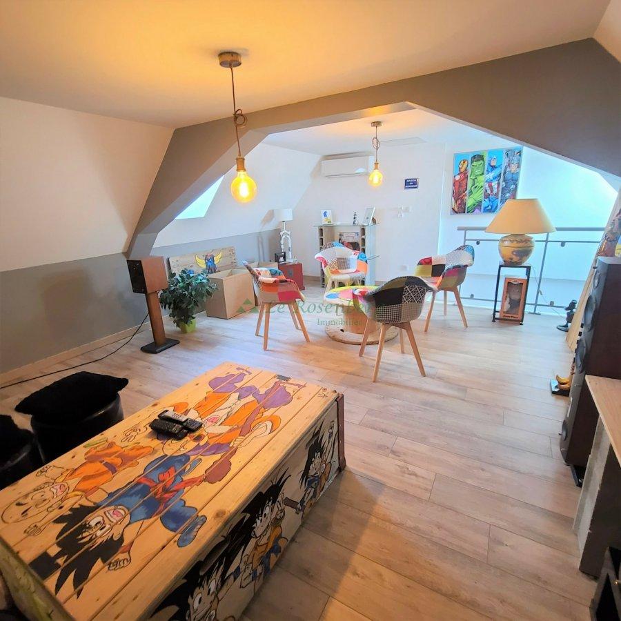 Maison à louer F5 à Folgensbourg