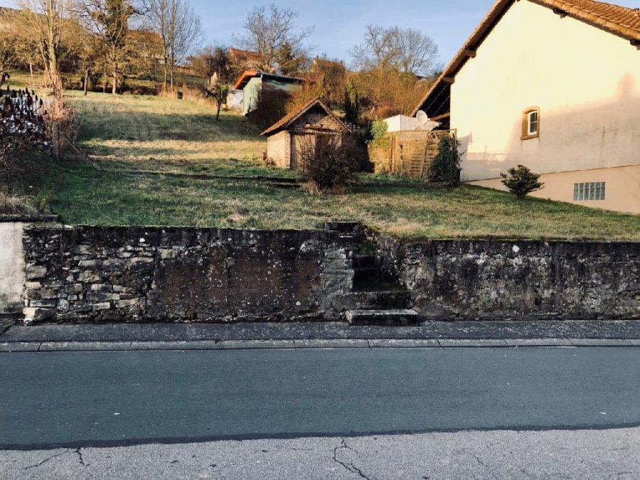 acheter terrain constructible 0 pièce 0 m² sarreguemines photo 1