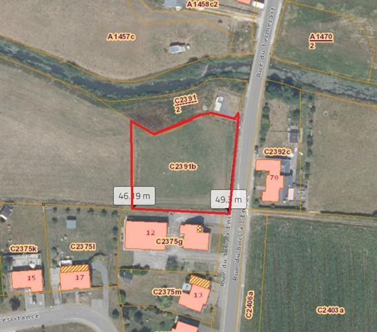 acheter terrain constructible 0 pièce 0 m² etalle photo 2
