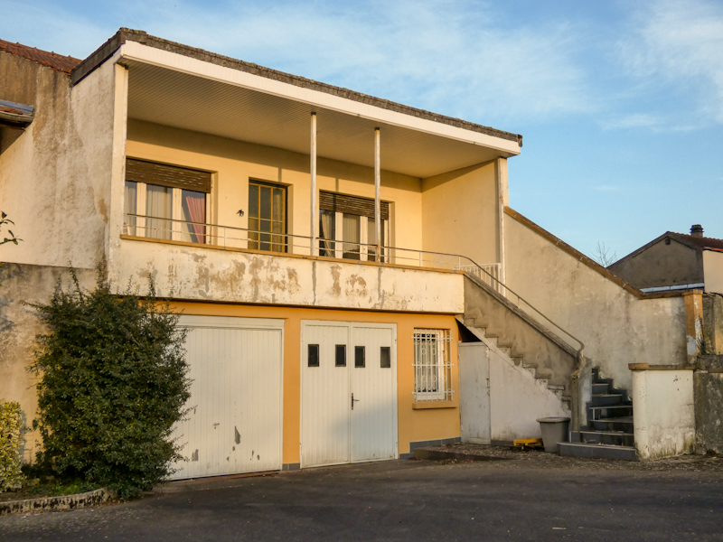 Maison mitoyenne à vendre F3 à Bouzonville