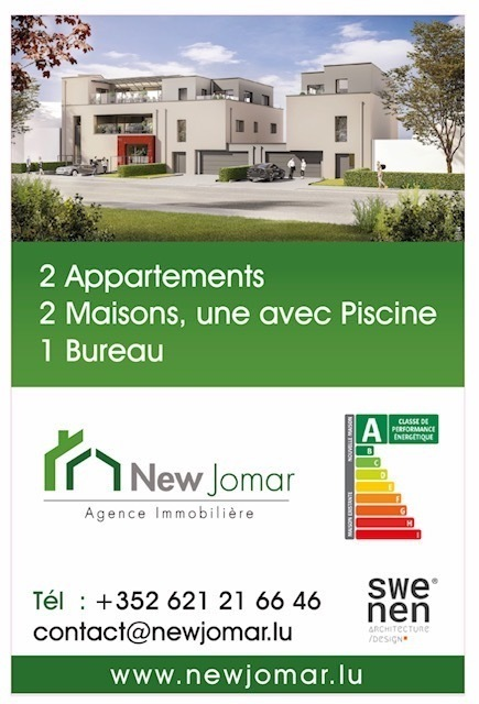 Appartement à vendre 3 chambres à Bascharage