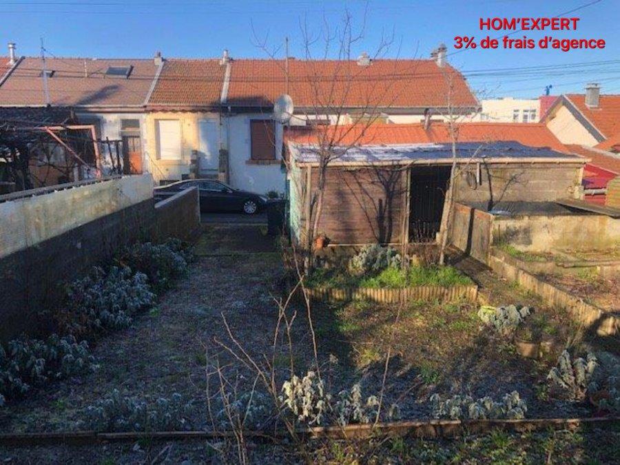 reihenhaus kaufen 2 zimmer 45 m² hussigny-godbrange foto 1