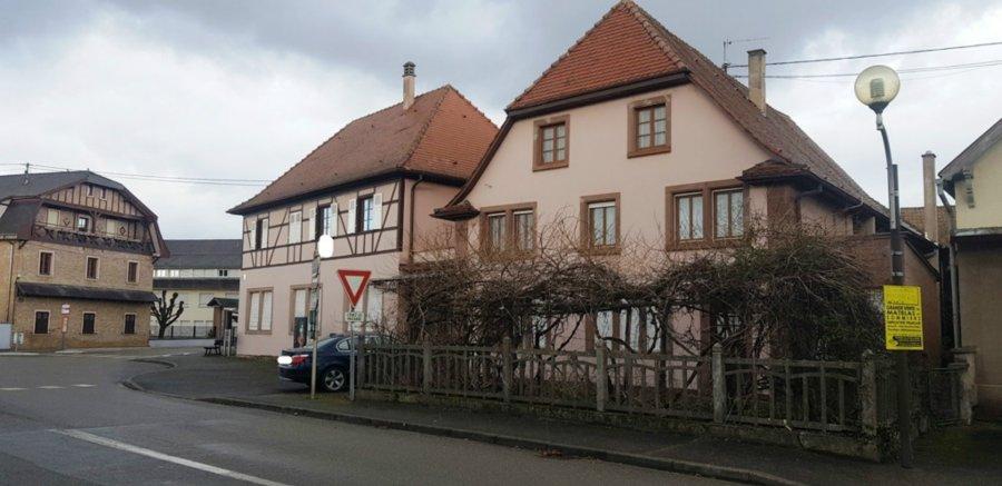 Maison à Diebolsheim