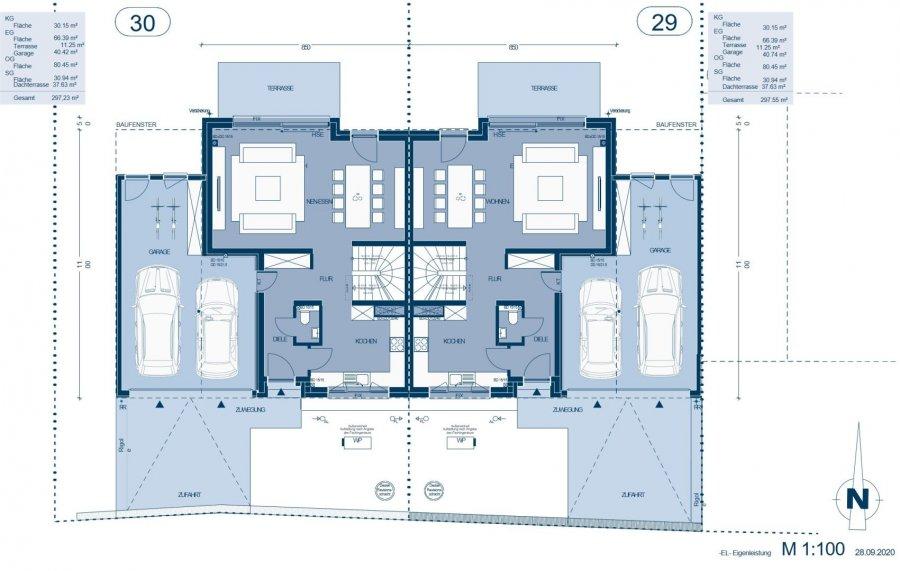 acheter maison jumelée 5 chambres 207.6 m² capellen photo 5