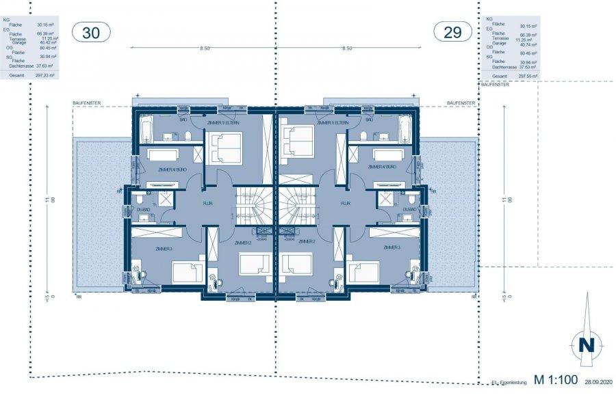 acheter maison jumelée 5 chambres 207.6 m² capellen photo 6