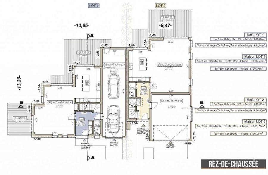acheter maison mitoyenne 3 chambres 167 m² buschdorf photo 5