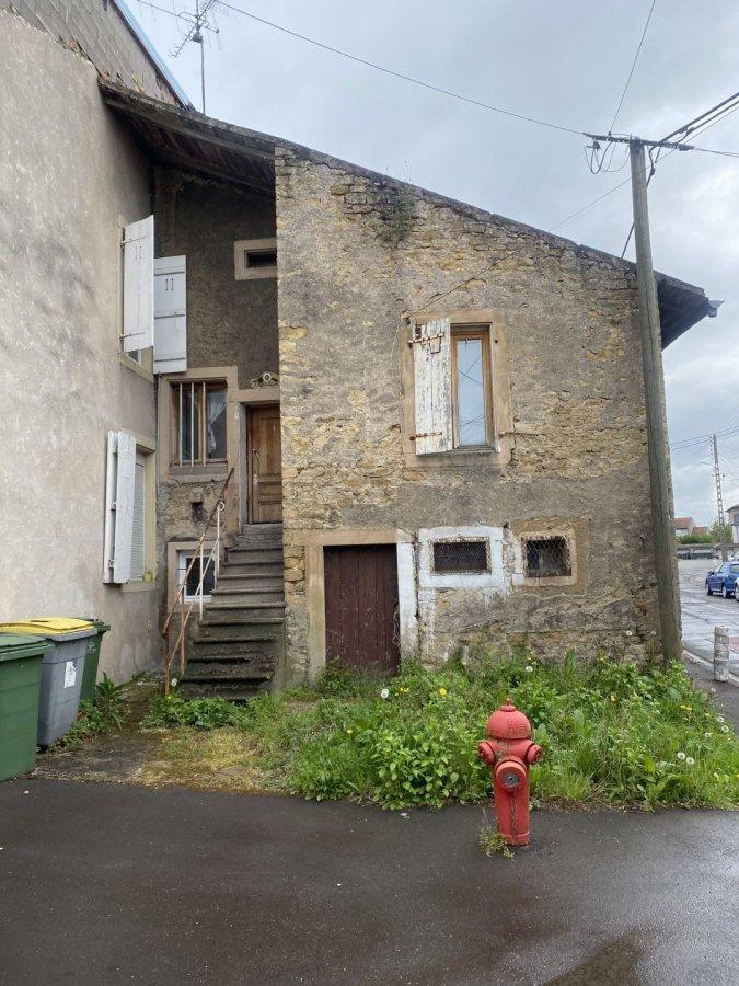 Maison à vendre 2 chambres à Serémange erzange