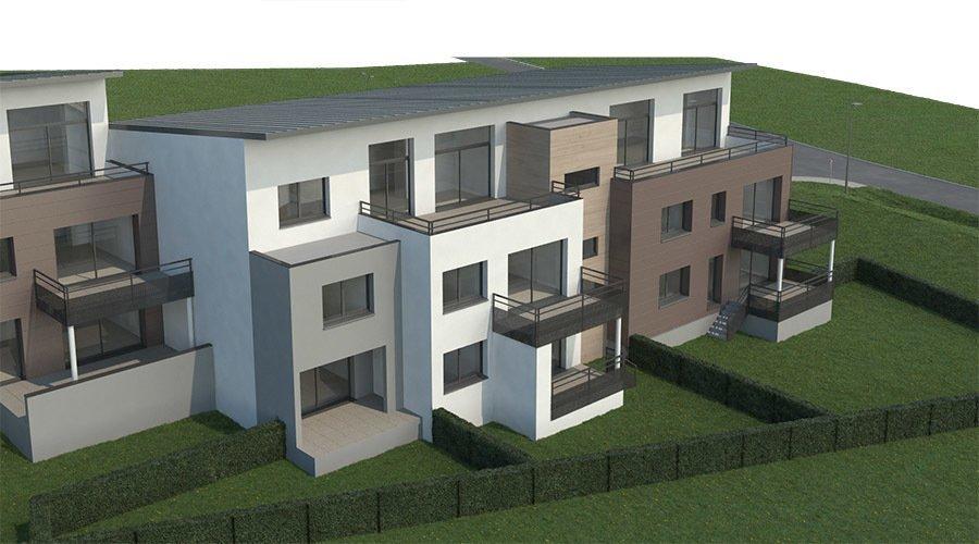 acheter appartement 2 pièces 43.4 m² thionville photo 4