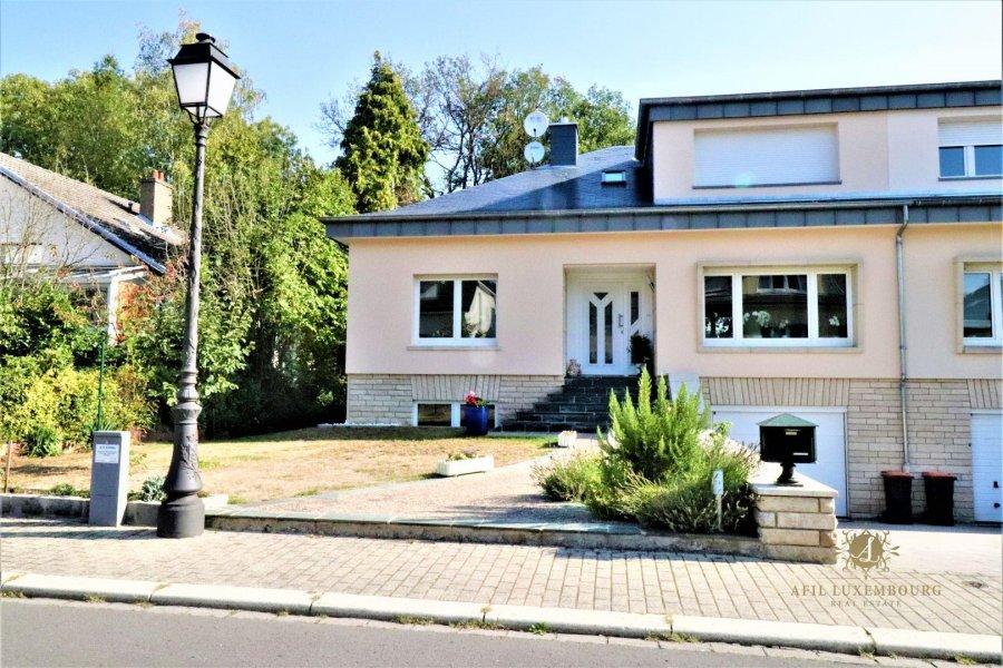 acheter maison jumelée 4 chambres 185 m² howald photo 1