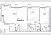 Apartment for sale 2 bedrooms in  - Ref. 7043598
