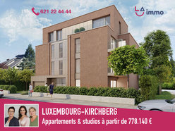 Apartment for sale 1 bedroom in Luxembourg-Kirchberg - Ref. 7072270