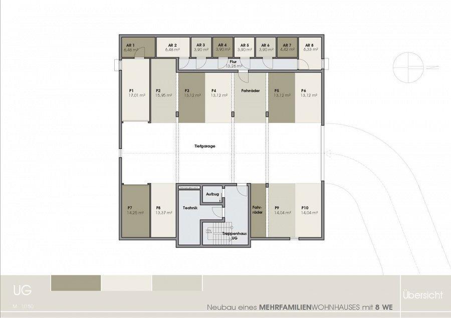 wohnanlage kaufen 0 zimmer 85.25 bis 110.16 m² tawern foto 4