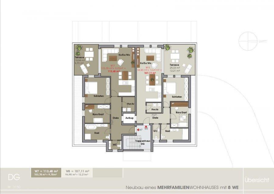 wohnanlage kaufen 0 zimmer 85.25 bis 110.16 m² tawern foto 7