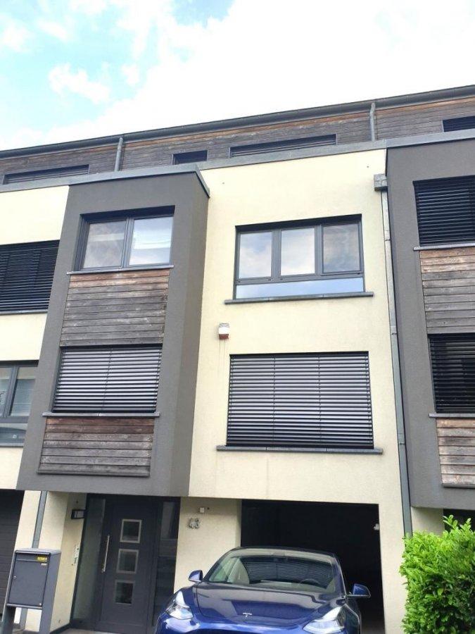 Maison mitoyenne à louer 4 chambres à Esch-sur-alzette