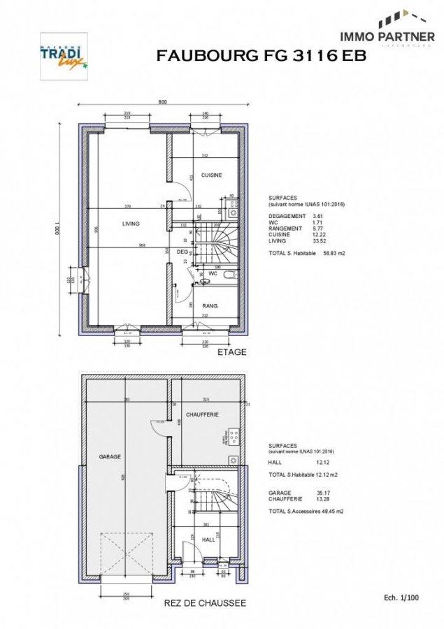 doppelhaushälfte kaufen 3 schlafzimmer 120 m² boxhorn foto 4