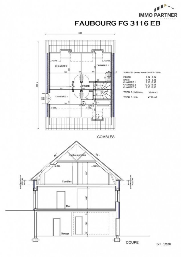 semi-detached house for buy 3 bedrooms 120 m² boxhorn photo 3