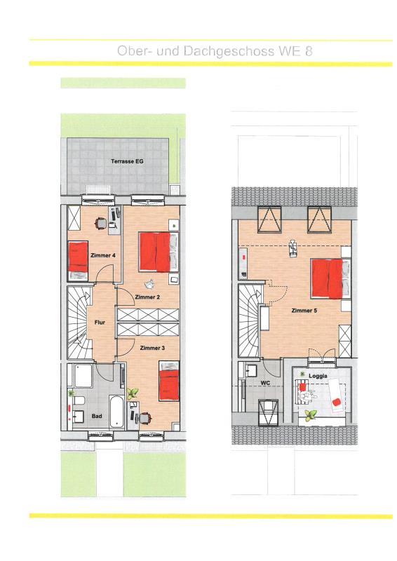 maisonette kaufen 5 zimmer 152.55 m² trier foto 3