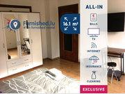 Schlafzimmer zur Miete 7 Zimmer in Luxembourg-Bonnevoie - Ref. 6704910