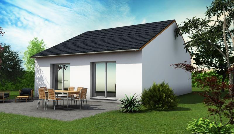 Maison à vendre F3 à Berviller-en-moselle