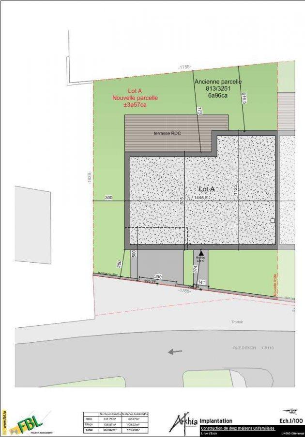 bungalow for buy 4 bedrooms 270 m² ehlerange photo 2