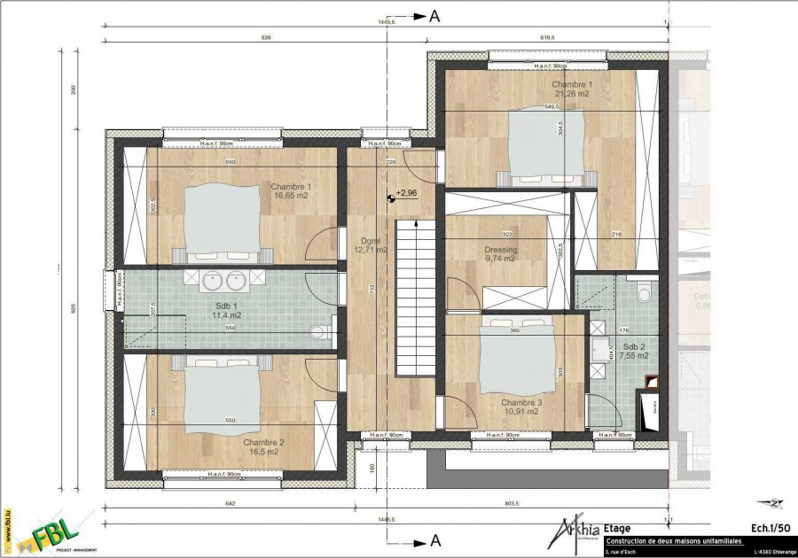 bungalow for buy 4 bedrooms 270 m² ehlerange photo 4