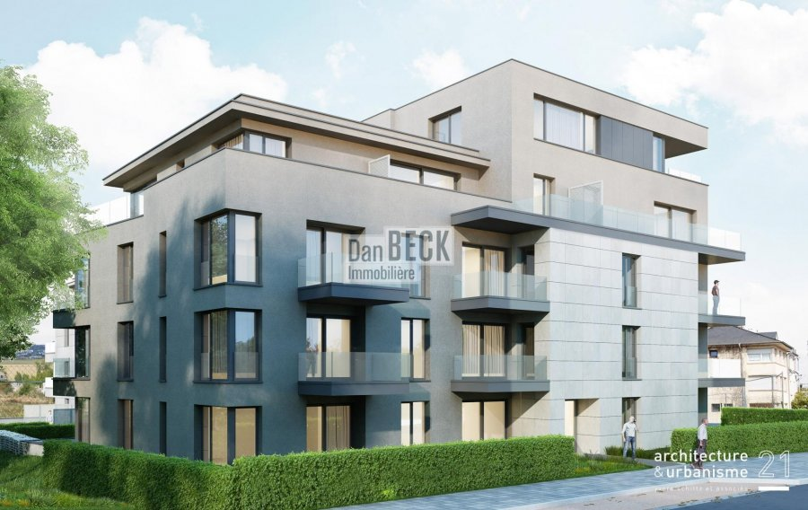 acheter appartement 2 chambres 92.4 m² luxembourg photo 1