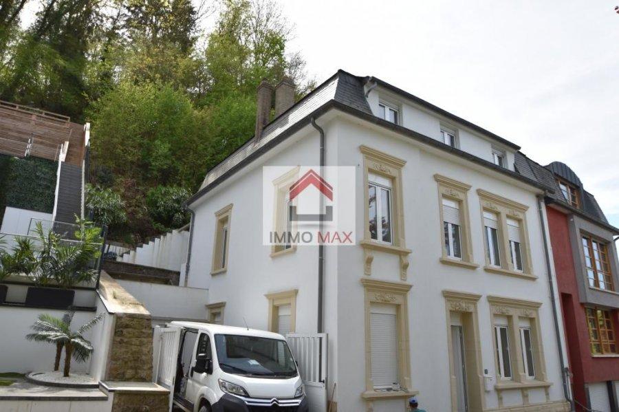 Immeuble de rapport à vendre 9 chambres à Luxembourg-Limpertsberg