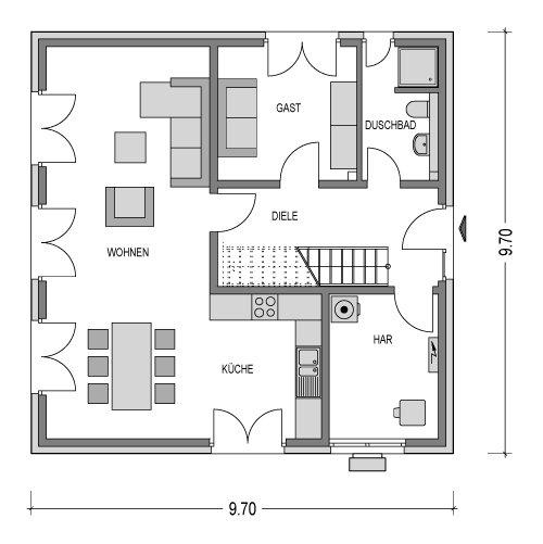 haus kaufen 5 zimmer 147 m² orenhofen foto 2
