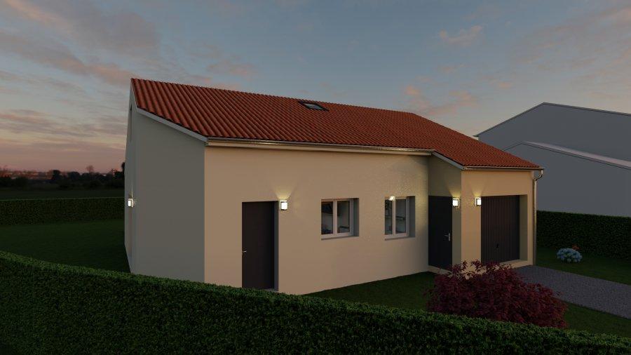 acheter maison 5 pièces 85.28 m² orny photo 2