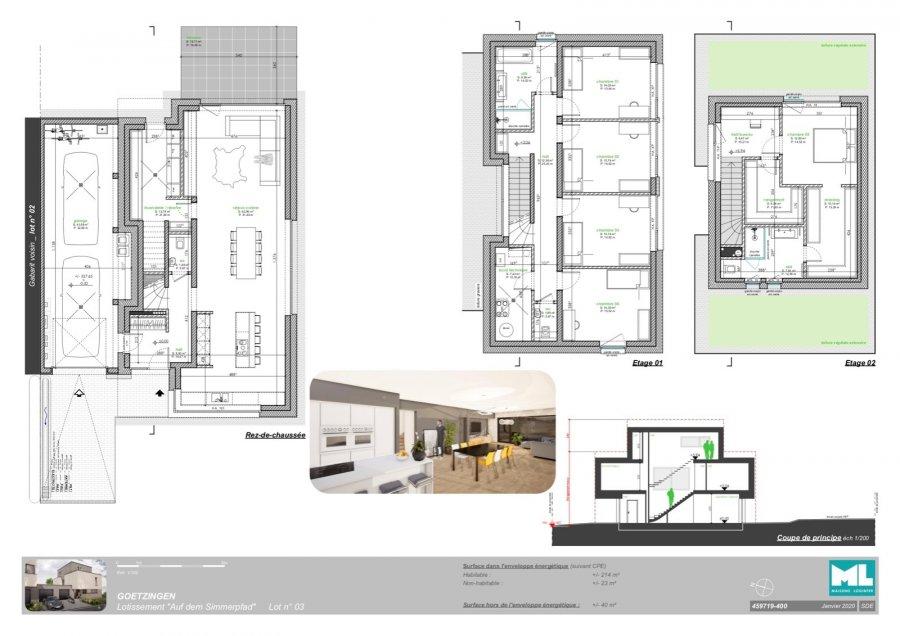 acheter maison 5 chambres 214 m² capellen photo 4