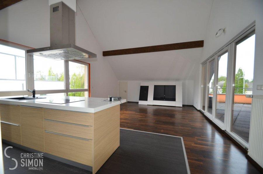 Duplex à louer 2 chambres à Pontpierre