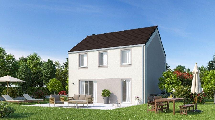 acheter maison 6 pièces 106 m² besné photo 1