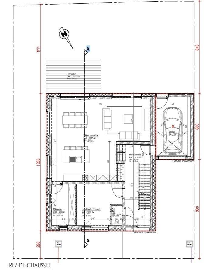 acheter maison jumelée 3 chambres 180 m² grosbous photo 6