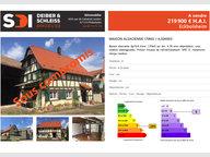 Maison à vendre F6 à Eckbolsheim - Réf. 5342238