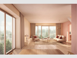 Maison jumelée à vendre 3 Chambres à Echternach - Réf. 7066654
