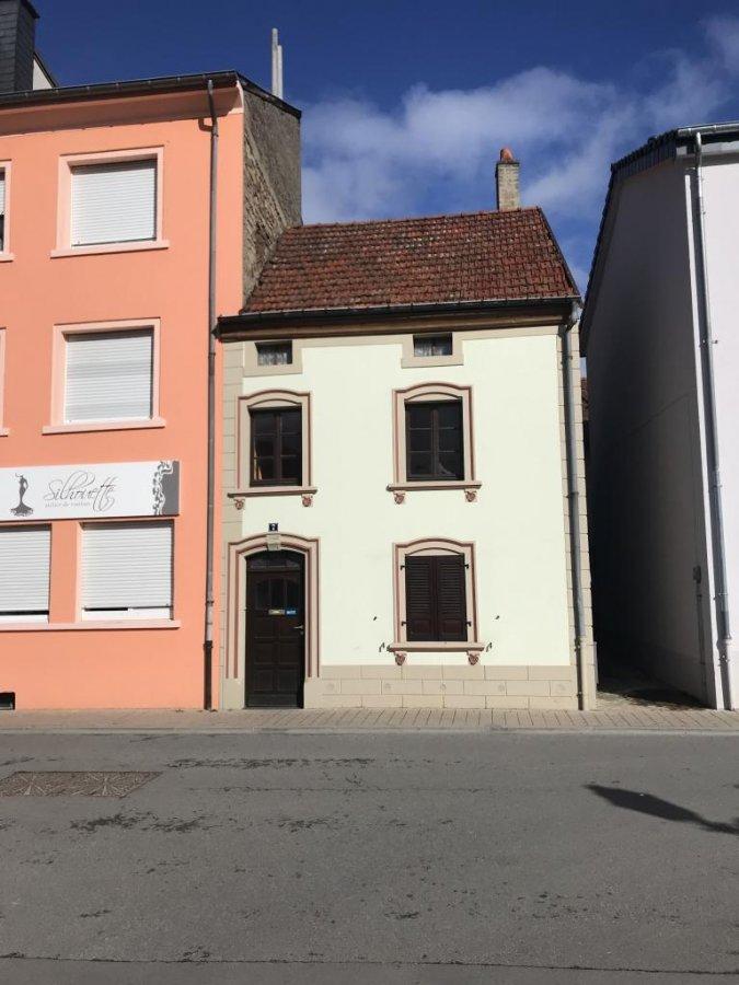 Maison mitoyenne à vendre à Diekirch