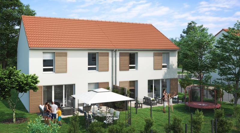 acheter maison 4 pièces 90 m² woippy photo 3
