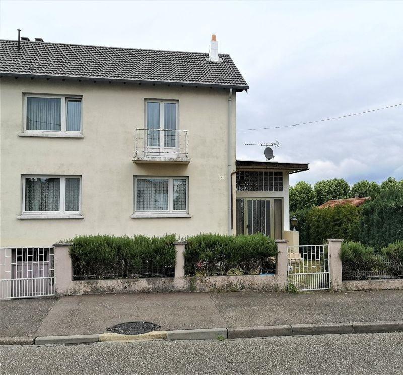 acheter maison 5 pièces 117.36 m² creutzwald photo 1