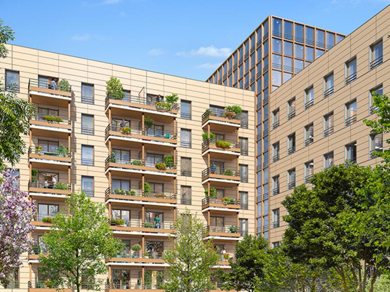 acheter appartement 4 pièces 74 m² nancy photo 2